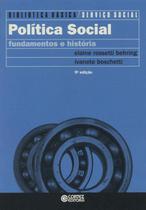 Livro - Política Social -