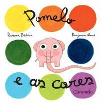 Livro - Pomelo e as cores -