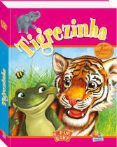 Livro - Pop ups baby: tigrezinha -