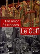 Livro - Por amor às cidades -