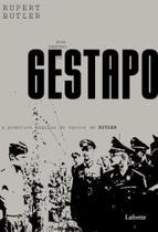 Livro - Por dentro da Gestapo -