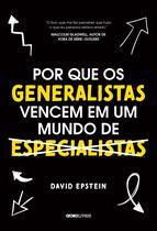 Livro - Por que os generalistas vencem em um mundo de especialistas -