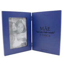 Livro porta retrato mãe única - Zona Criativa Fl Promoção