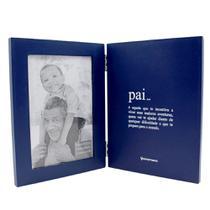 Livro porta retrato pai - Zona Criativa Fl Promoção