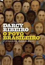 Livro - Povo brasileiro, o a formaçao e o sentido do brasil - Gle - global
