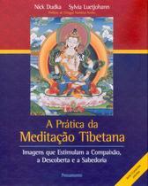 Livro - Prática da Meditação Tibetana -
