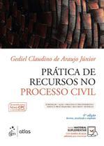 Livro - Prática de Recursos no Processo Civil -