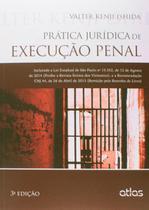 Livro - Prática Jurídica De Execução Penal -
