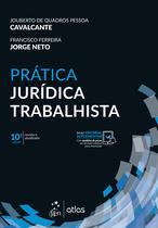 Livro - Prática Jurídica Trabalhista -