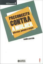 """Livro - Preconceito contra a """"Mulher"""" -"""