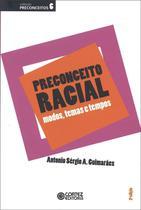 Livro - Preconceito racial -