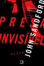 Livro - Presa Invisível -