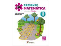 Livro Presente Matemática 1 Ano - Luiz Márcio Imenes Marcelo Lellis