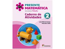 Livro Presente Matemática 2º Ano - Luiz Márcio Imenes e Marcelo Lellis