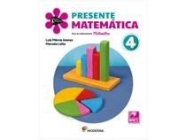 Livro Presente Matemática 4 Ano - Luiz Márcio Imenes Marcelo Lellis