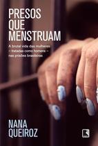 Livro - Presos que menstruam -