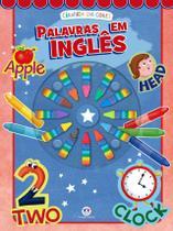 Livro - Primeiras palavras em inglês -