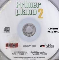 Livro - Primer Plano 2 Cd Audio Del Alumno - Ede - edelsa (anaya) -