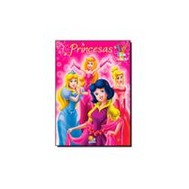 Livro - Princesas - Para Colorir - Todolivro