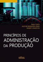 Livro - Princípios De Administração Da Produção -