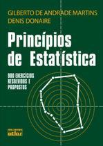 Livro - Princípios De Estatística -
