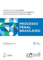 Livro - Processo Penal Brasileiro -