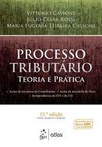 Livro - Processo Tributário - Teoria e Prática -