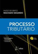 Livro - Processo Tributário -