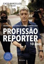 Livro - Profissão repórter (Livro + DVD) -