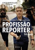 Livro - Profissão repórter -