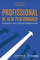 Livro - Profissional de alta performance -