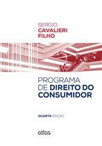 Livro - Programa De Direito Do Consumidor -