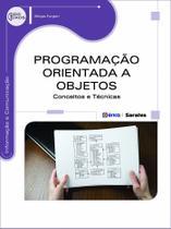 Livro - Programação orientada a objetos - Conceitos e técnicas