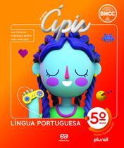 Livro - Projeto Ápis - Língua Portuguesa - 5º ano -