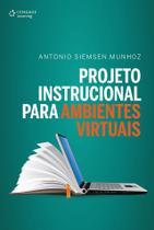 Livro - Projeto instrucional para ambientes virtuais -