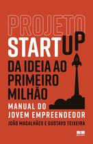 Livro - Projeto Startup -