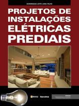 Livro - Projetos de instalações elétricas prediais -