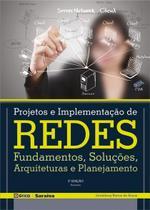 Livro - Projetos e implementação de redes -