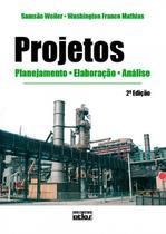 Livro - Projetos: Planejamento, Elaboração E Análise -