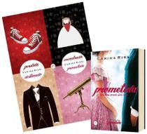 Livro - Prometida: Uma longa jornada para casa (Vol. 4 Perdida) -