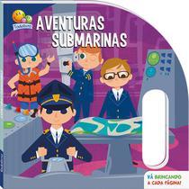 Livro - Prontos para a ação! Aventuras submarinas -