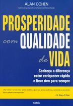 Livro - Prosperidade com Qualidade de Vida -