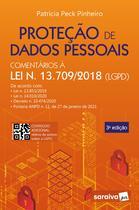 Livro - Proteção de Dados Pessoais - 3ª Edição 2021 -