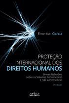 Livro - Proteção Internacional Dos Direitos Humanos Reflexões Sobre Sistemas Convencional E Não Convencional -