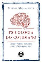 Livro - Psicologia do Cotidiano -