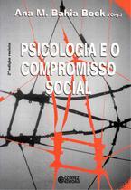 Livro - Psicologia e o compromisso social -