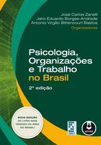 Livro - Psicologia, Organizações e Trabalho no Brasil -