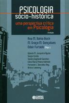 Livro - Psicologia sócio-histórica -