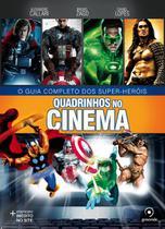 Livro - Quadrinhos no cinema 1 -