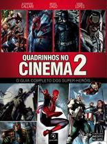 Livro - Quadrinhos no cinema 2 -